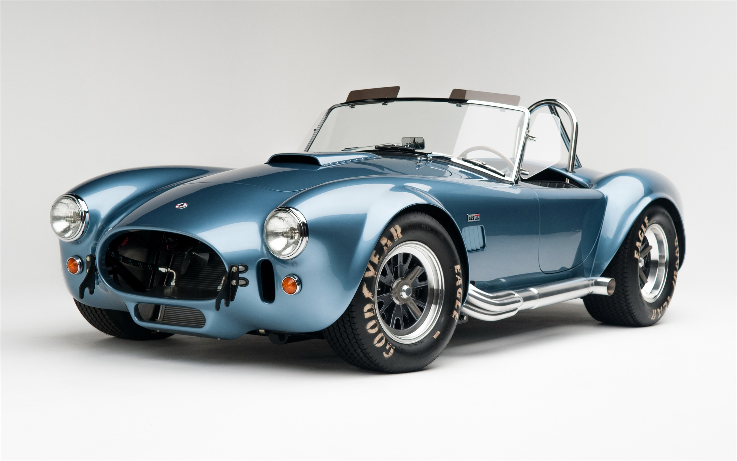 Classic classic car shelby cobra - 2560x1600 wallpaper download