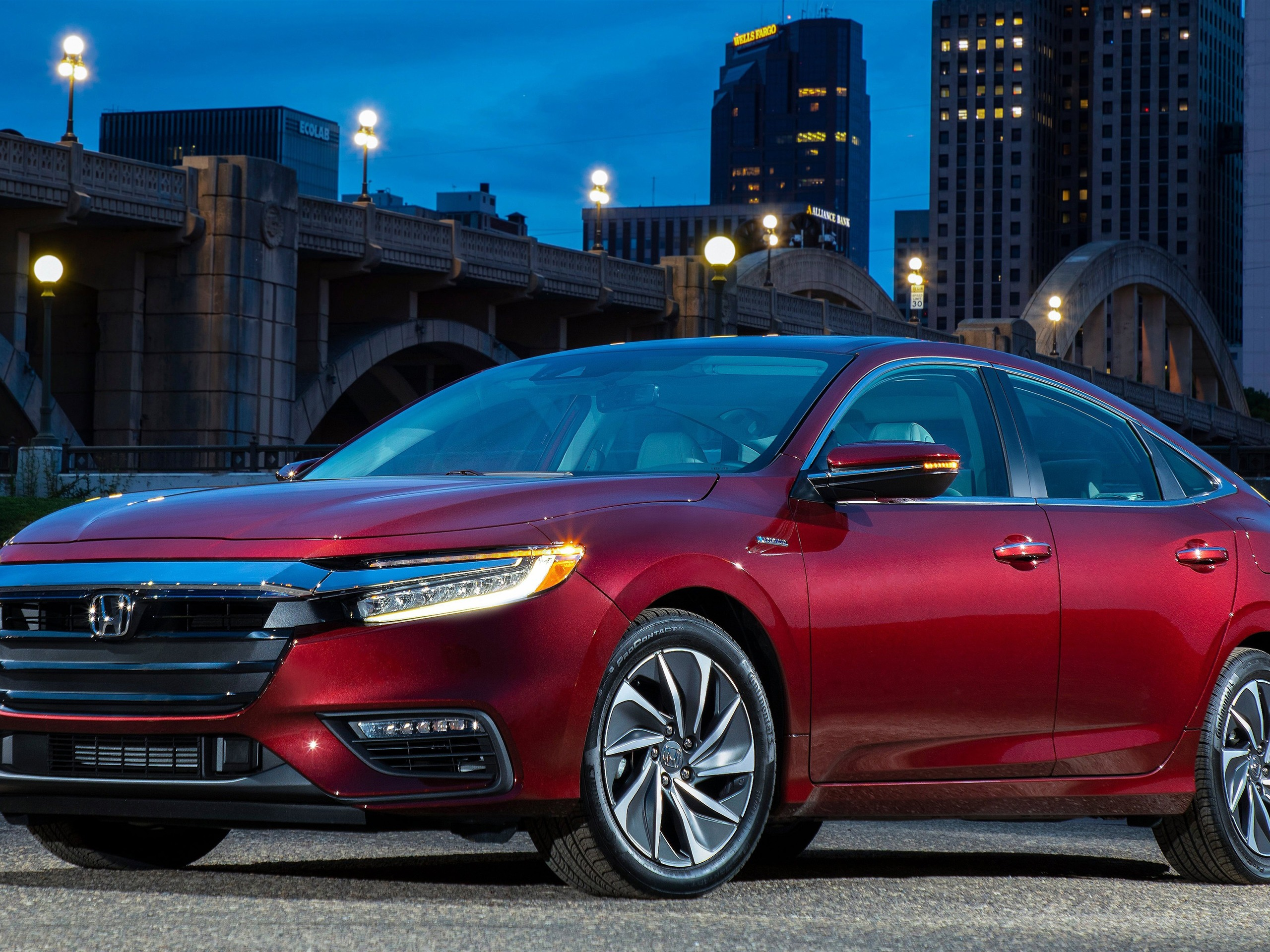 honda insight hybrid 2019 brand cars preview