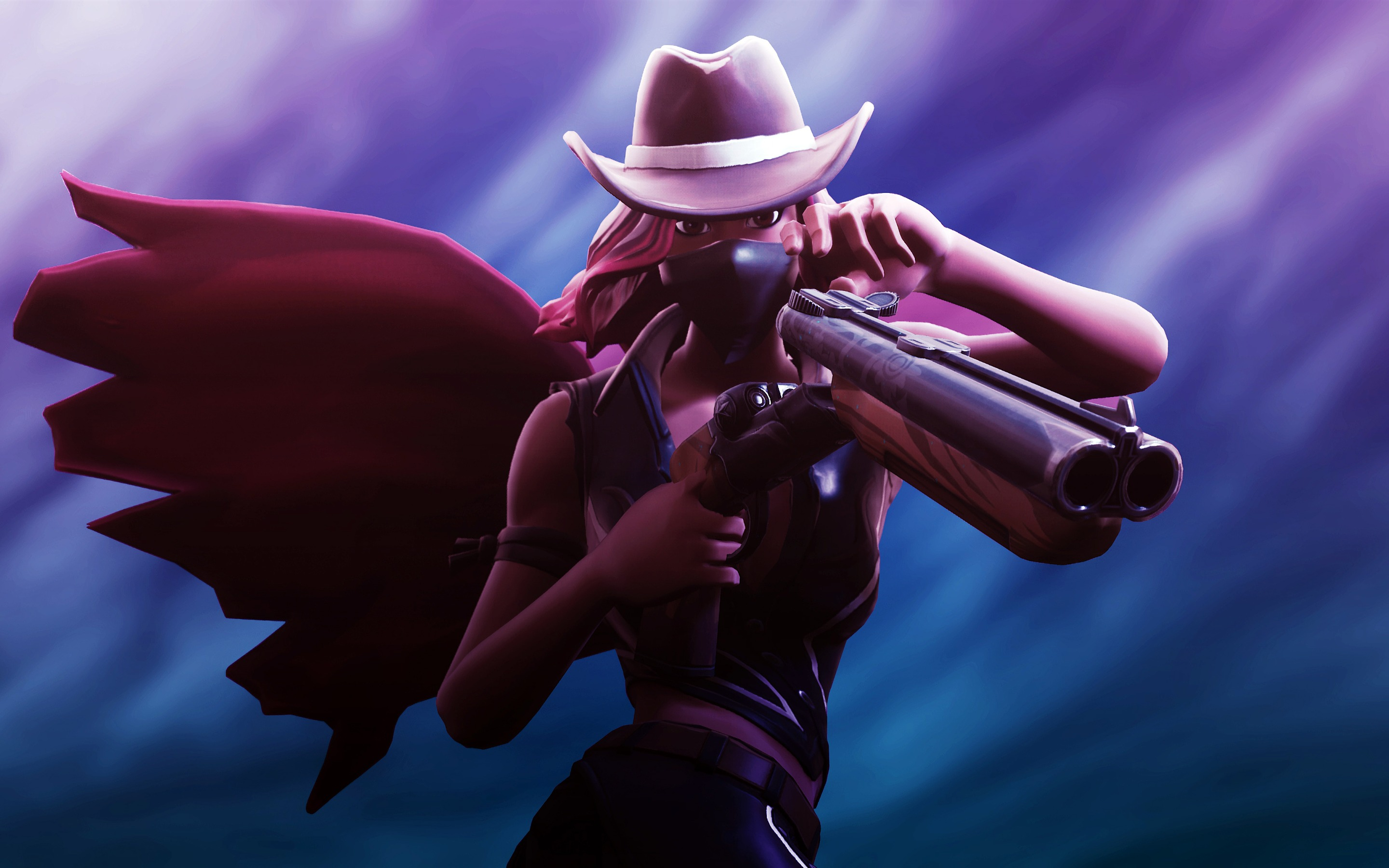 Calamity Fortnite Skin 2019 Hd Online Game Preview