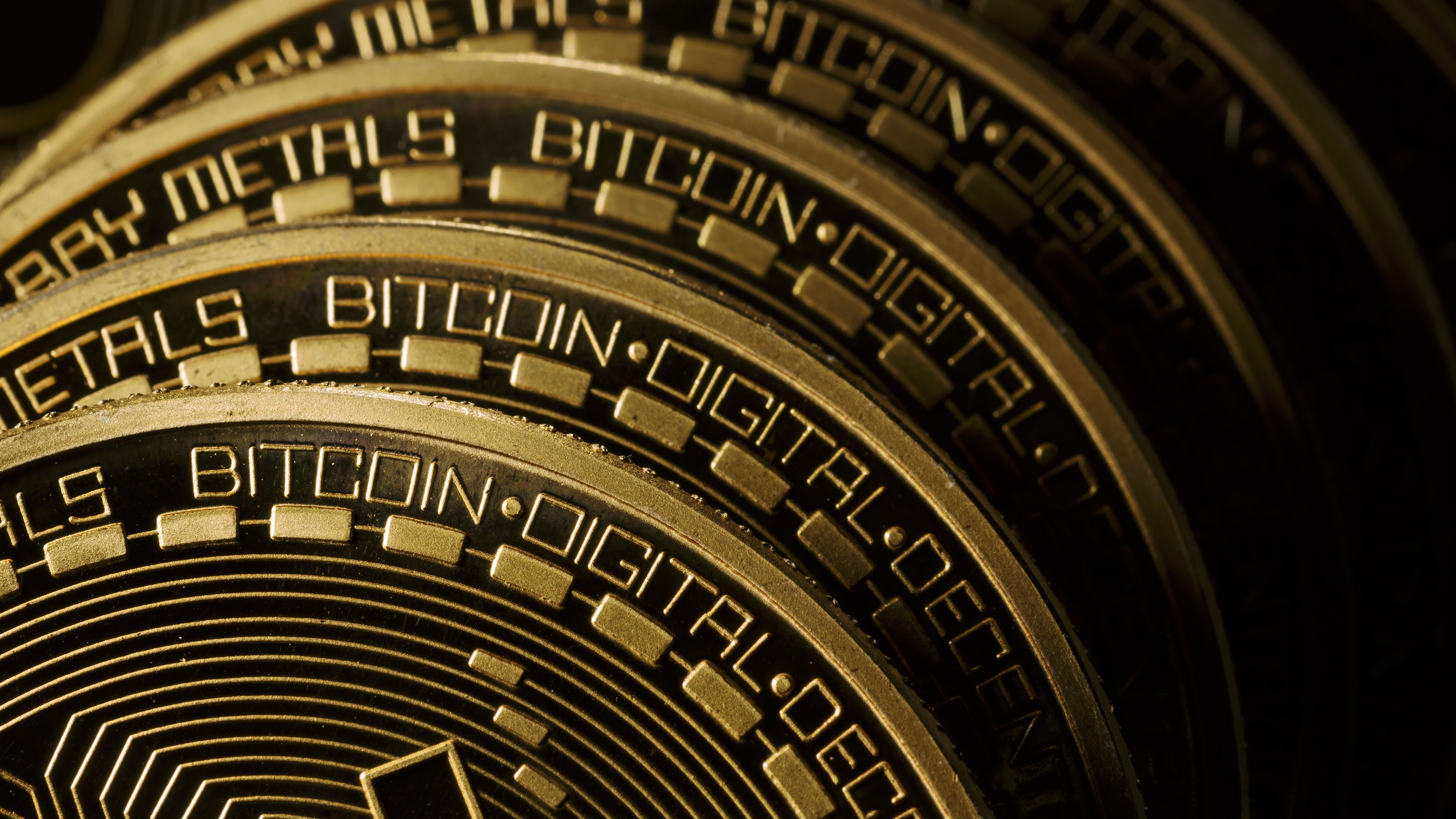 bitcoin virtual currency investment 4k hd preview
