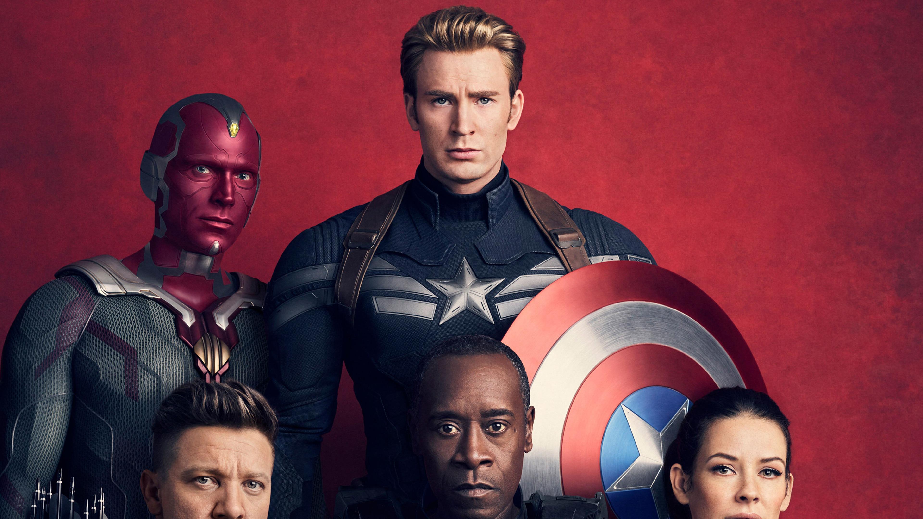 Avengers Infinity War 2018 4k Film Preview 10wallpapercom