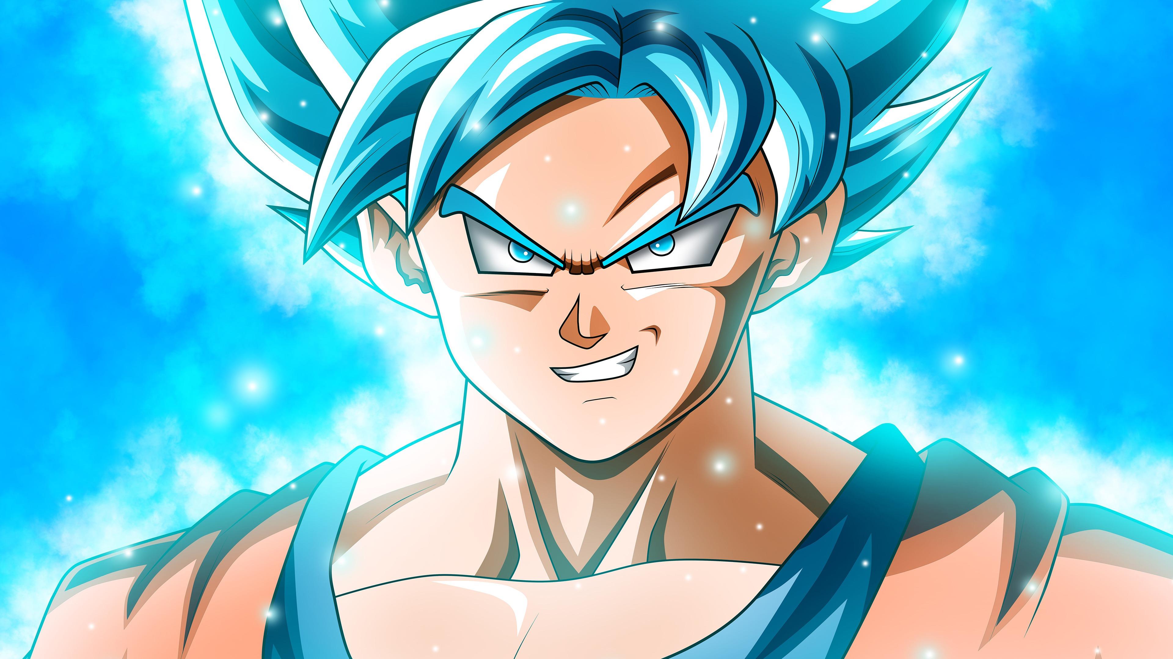 Son Goku Dragon Ball Super 2019 Poster Preview