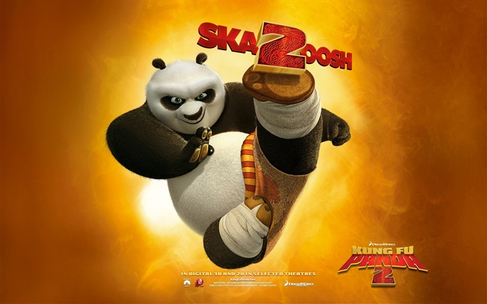 2011 Hollywood movie Kung Fu Panda 2 HD Wallpaper Views:13500