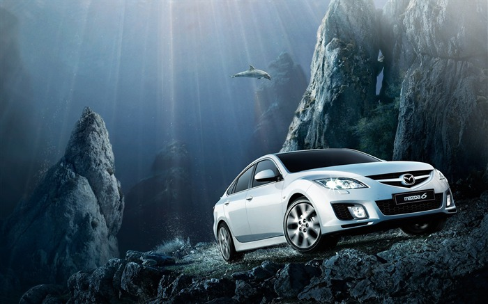Advertisting Design of Mazda 6 Cars Views:8918