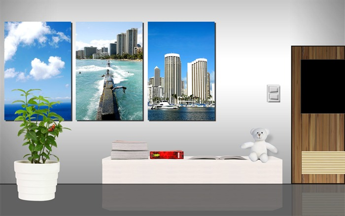 Creative Design  Inspiring Composite Art Wallpapers Views:12596