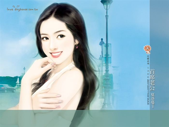 Beautiful Illustrations of Sweet Tender Girls4 Views:6305 Date:5/31/2011 11:26:01 PM
