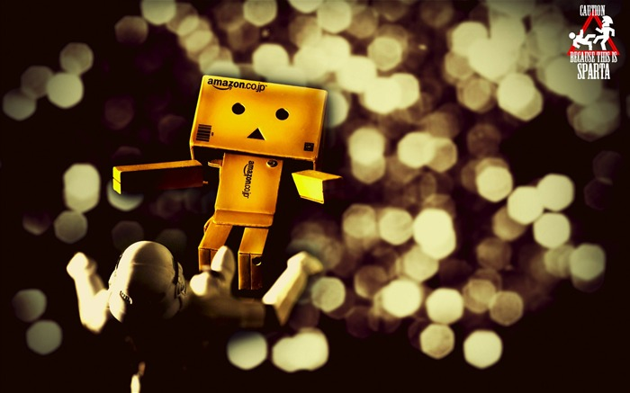Danbo in Park - Danbo Danboard Wallpapers 25 Views:8267 Date:5/28/2011 6:31:32 AM