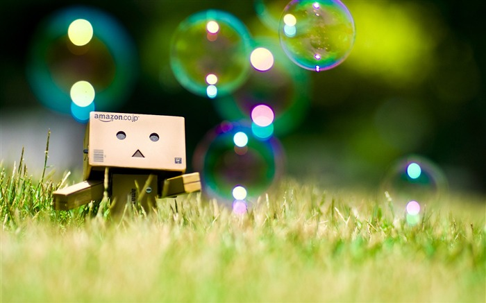 Danbo Danboard Widescreen Wallpapers Views:32567