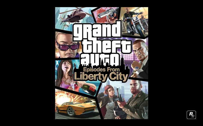 GTA4 expansion Episodes from Liberty City Liberty City Chapters wallpaper Views:12650 Date:5/30/2011 10:11:28 PM