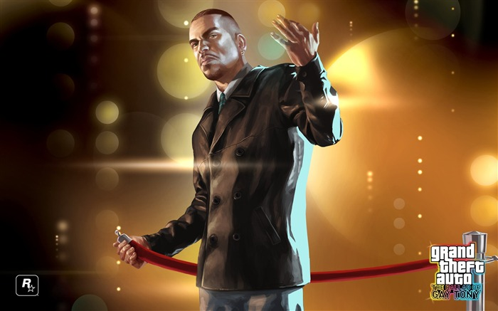 GTA4 expansion nightlife music Luis - Rope fondo de pantalla Vistas:17392