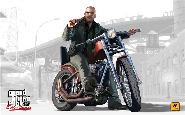 GTA4 piece of information loss and cursed Johnny wallpaper Views:8630 Date:5/30/2011 10:18:29 PM