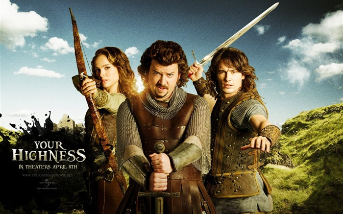 His Royal Highness Your Highness Movie Wallpaper Views:9868