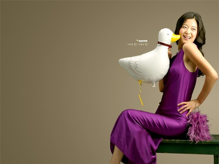 South Korean Jeon Ji Hyun wallpaper Views:19998