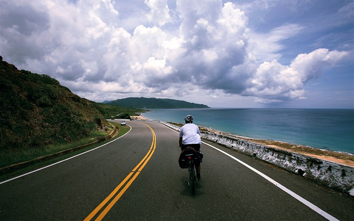 Cycling around the island of Taiwan Frog Full Record Large Photo Wallpaper Views:10147