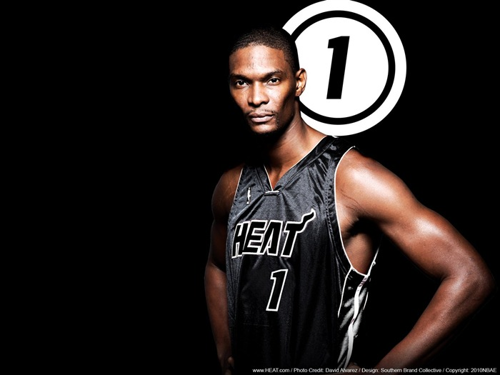 Miami Heat wallpaper1011 Bosh0 Views:8159 Date:5/21/2011 9:14:28 PM