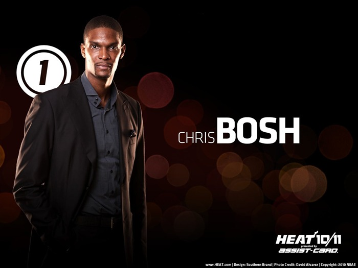 Miami Heat wallpaper1011 Bosh Views:7585 Date:5/21/2011 9:14:06 PM