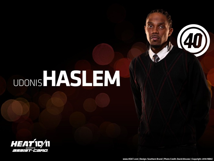 Miami Heat wallpaper1011 Haslem Views:7002 Date:5/21/2011 9:16:21 PM