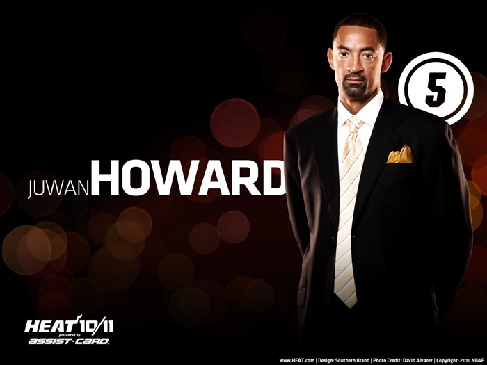 Miami Heat wallpaper1011 Howard Views:7285 Date:5/21/2011 9:18:56 PM