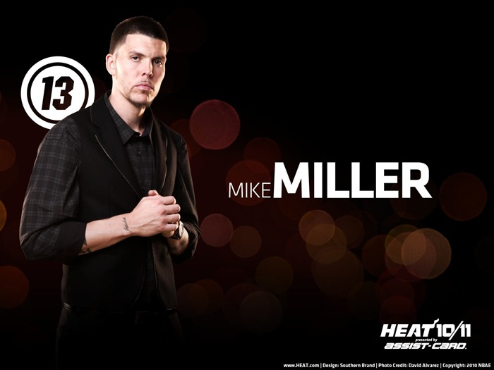 Miami Heat wallpaper1011 Miller Views:4954 Date:5/21/2011 9:23:38 PM