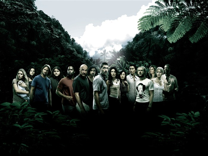 American TV series Lost HD wallpapers posters 2 Views:24102