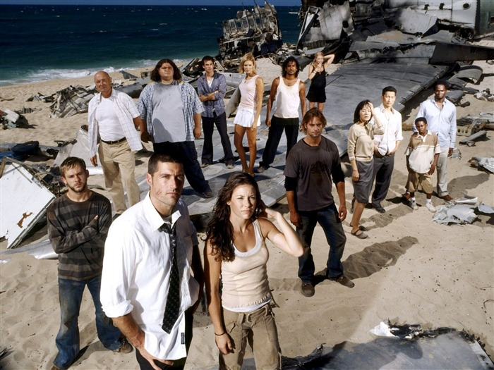 American TV series Lost HD wallpapers posters Views:16699