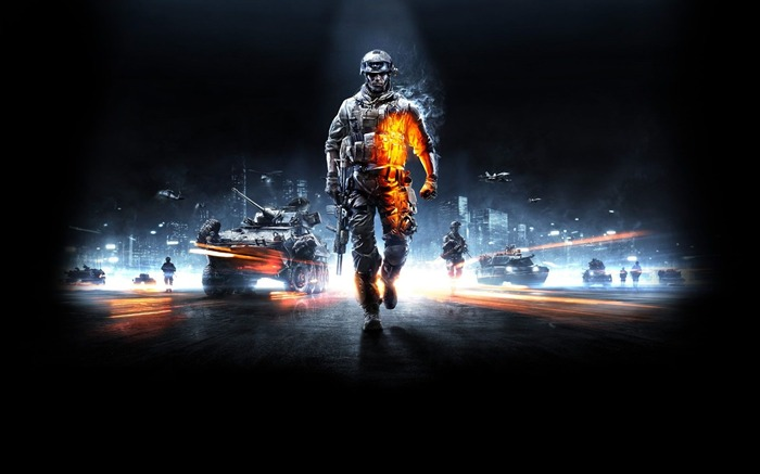 Battlefield 3 wallpapers 03 Views:13234