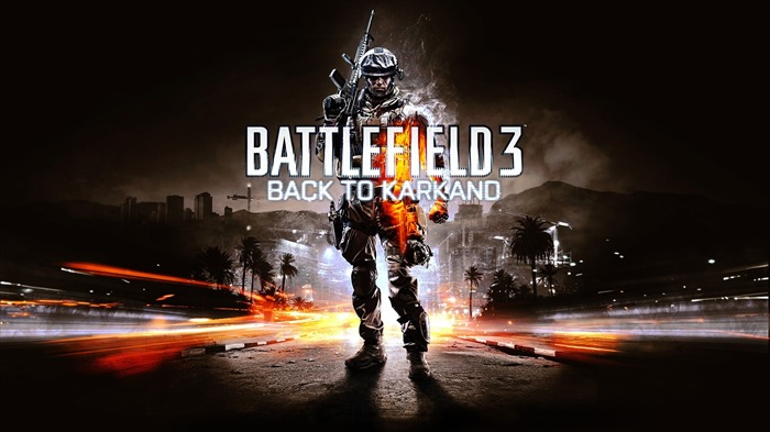 Battlefield 3 wallpapers 04 Views:9109