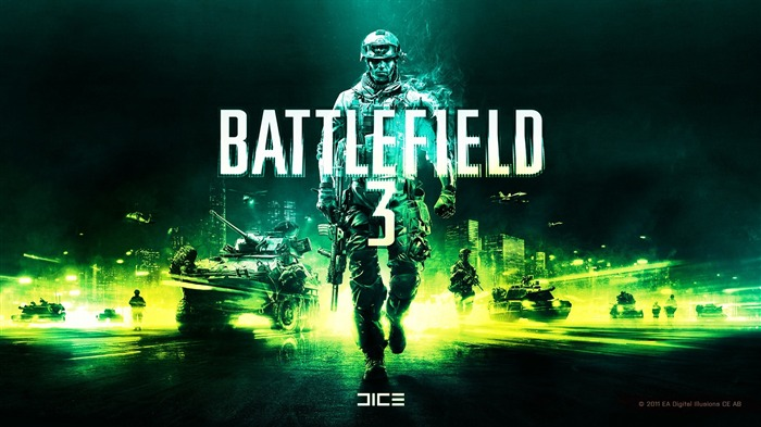 Battlefield 3 wallpapers Views:9578