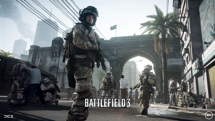 Battlefield 3 wallpapers 06 Views:12047