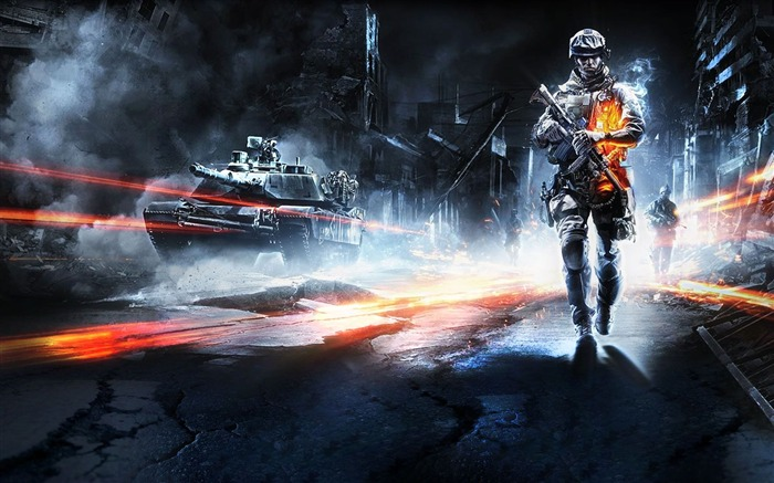 Battlefield 3 wallpapers 07 Views:9963