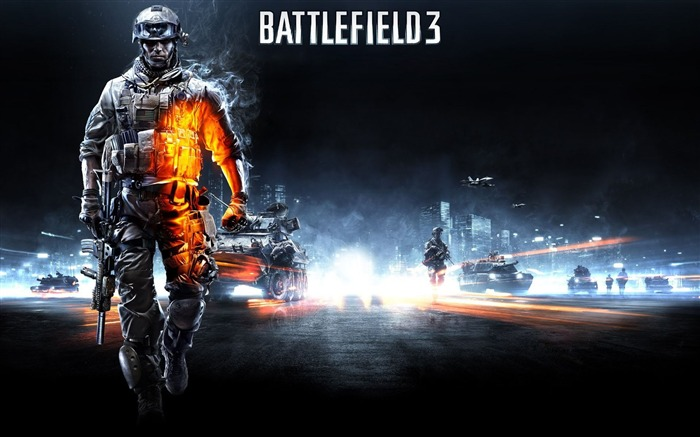 Battlefield 3 wallpapers 09 Views:9345