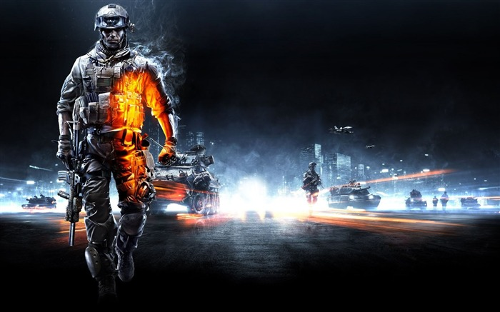 Battlefield 3 wallpapers 10 Views:13328