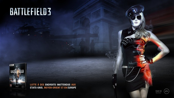 Battlefield 3 wallpapers 11 Views:13750