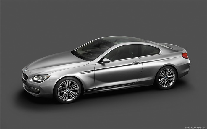 Concept Car BMW 6-Series Coupe - 2010 HD wallpaper 06 Views:6081