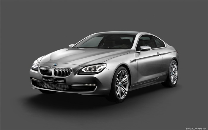 Concept Car BMW 6-Series Coupe - 2010 HD wallpaper 07 Views:5658