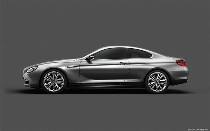 Concept Car BMW 6-Series Coupe - 2010 HD wallpaper 09 Views:7495