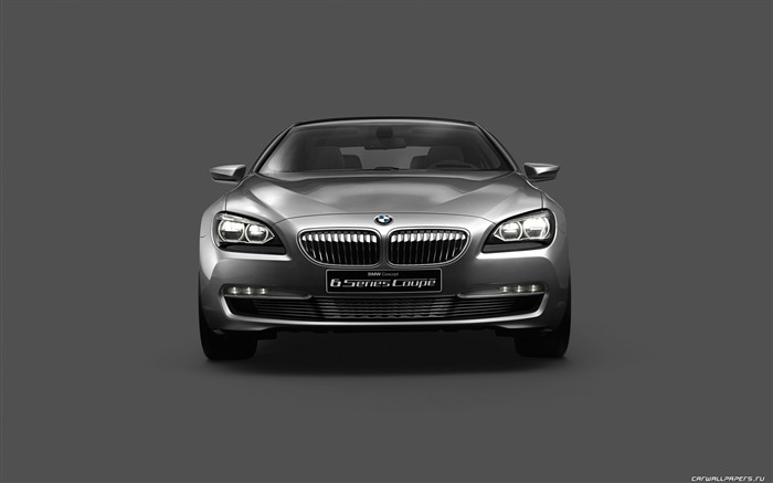 Concept Car BMW 6-Series Coupe - 2010 HD wallpaper 10 Views:6968
