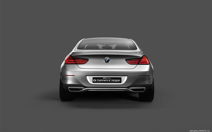 Concept Car BMW 6-Series Coupe - 2010 HD wallpaper 11 Views:5659