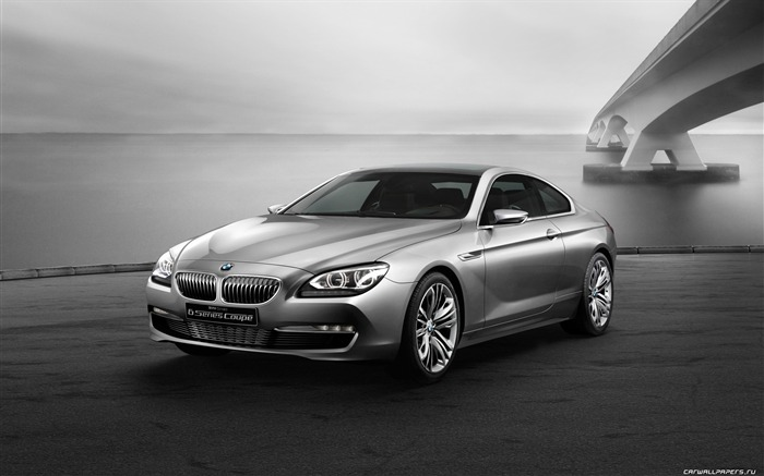 Concept Car BMW 6-Series Coupe - 2010 HD wallpaper Views:8714