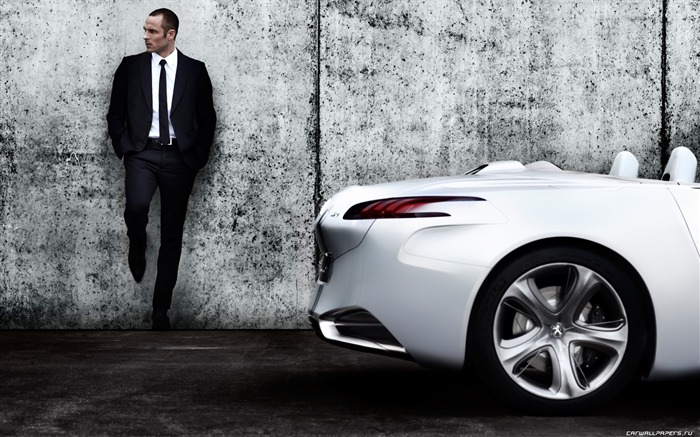 Concept Car Peugeot SR1 - 2010 05 Views:6002