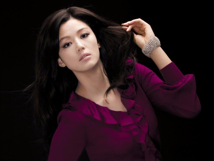 Jun Ji-hyun endorsement Korean clothing brand besti belli wallpaper 02 Views:7862
