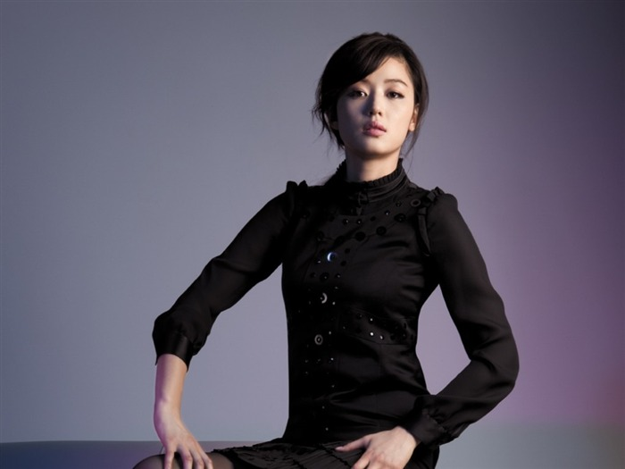Jun Ji-hyun endorsement Korean clothing brand besti belli wallpaper 03 Views:4950