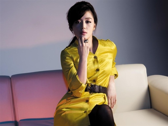Jun Ji-hyun endorsement Korean clothing brand besti belli wallpaper 05 Views:2479