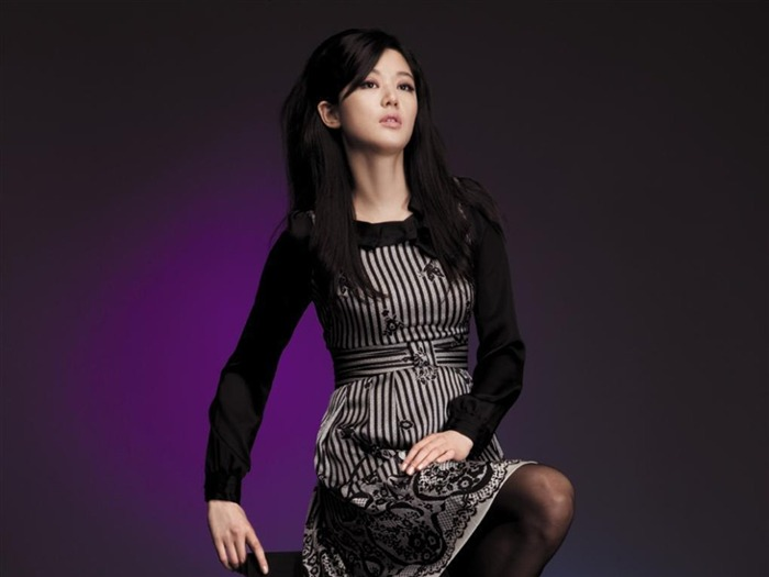 Jun Ji-hyun endorsement Korean clothing brand besti belli wallpaper 07 Views:3482