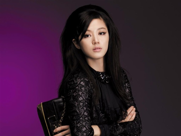 Jun Ji-hyun endorsement Korean clothing brand besti belli wallpaper 08 Views:8038