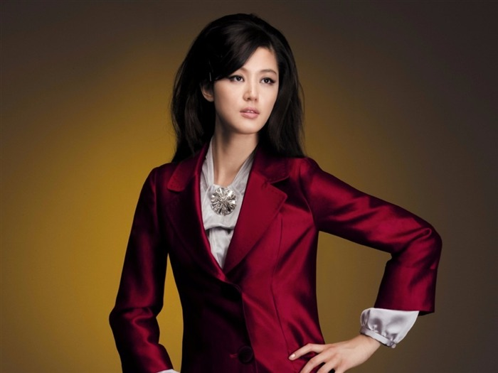 Jun Ji-hyun endorsement Korean clothing brand besti belli wallpaper 09 Views:4299