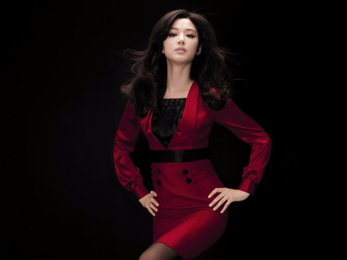 Jun Ji-hyun endorsement Korean clothing brand besti belli wallpaper 13 Views:2430
