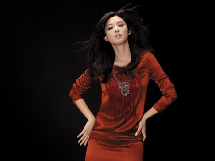 Jun Ji-hyun endorsement Korean clothing brand besti belli wallpaper 14 Views:2326