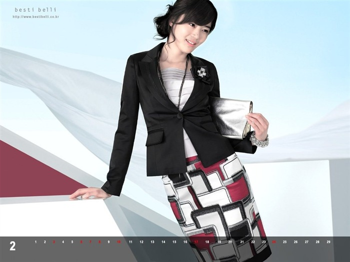 Jun Ji-hyun endorsement Korean clothing brand besti belli wallpaper 46 Views:1500