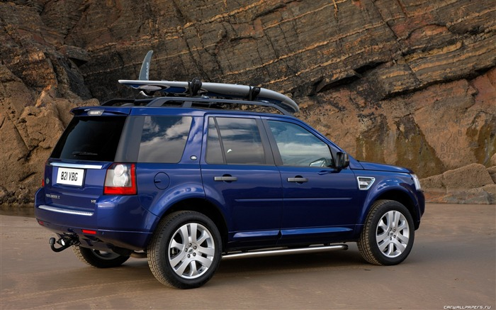 Land Rover Freelander 2 - 2011 HD wallpaper 03 Views:5925